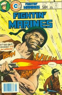 Cover Thumbnail for Fightin' Marines (Charlton, 1955 series) #156
