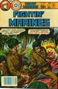 Cover Thumbnail for Fightin' Marines (Charlton, 1955 series) #158