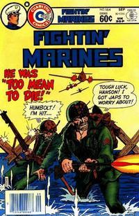 Cover Thumbnail for Fightin' Marines (Charlton, 1955 series) #164
