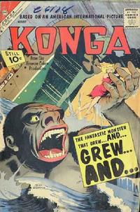 Cover Thumbnail for Konga (Charlton, 1960 series) #2
