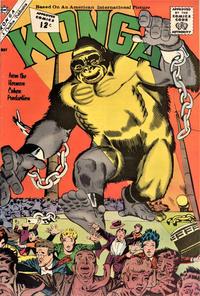 Cover Thumbnail for Konga (Charlton, 1960 series) #6