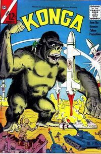 Cover Thumbnail for Konga (Charlton, 1960 series) #9