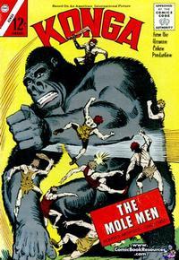 Cover Thumbnail for Konga (Charlton, 1960 series) #10
