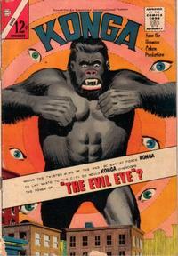 Cover Thumbnail for Konga (Charlton, 1960 series) #15
