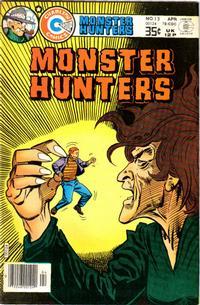 Cover Thumbnail for Monster Hunters (Charlton, 1975 series) #13
