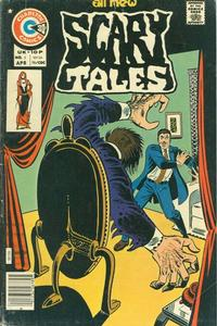Cover Thumbnail for Scary Tales (Charlton, 1975 series) #5