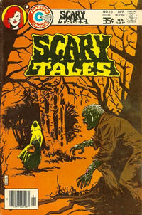 Cover Thumbnail for Scary Tales (Charlton, 1975 series) #13