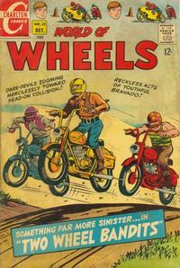 Cover Thumbnail for World of Wheels (Charlton, 1967 series) #22