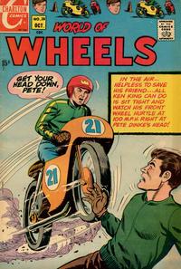 Cover Thumbnail for World of Wheels (Charlton, 1967 series) #28