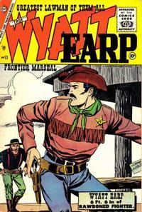 Cover Thumbnail for Wyatt Earp Frontier Marshal (Charlton, 1956 series) #13