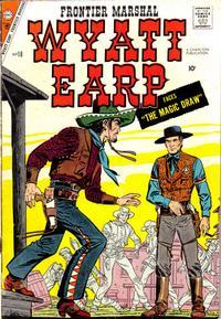 Cover Thumbnail for Wyatt Earp, Frontier Marshal (Charlton, 1956 series) #18