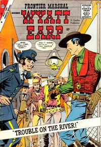 Cover Thumbnail for Wyatt Earp, Frontier Marshal (Charlton, 1956 series) #27