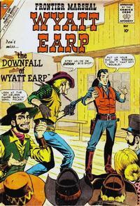 Cover Thumbnail for Wyatt Earp Frontier Marshal (Charlton, 1956 series) #30