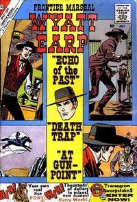 Cover Thumbnail for Wyatt Earp Frontier Marshal (Charlton, 1956 series) #31