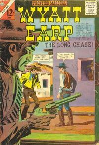 Cover Thumbnail for Wyatt Earp Frontier Marshal (Charlton, 1956 series) #58
