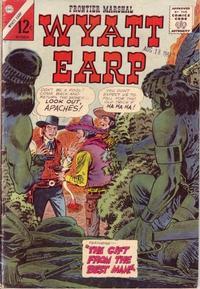 Cover Thumbnail for Wyatt Earp Frontier Marshal (Charlton, 1956 series) #60