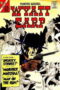 Cover Thumbnail for Wyatt Earp Frontier Marshal (Charlton, 1956 series) #67