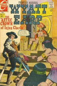 Cover Thumbnail for Wyatt Earp Frontier Marshal (Charlton, 1956 series) #71