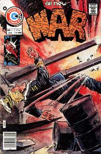 Cover Thumbnail for War (Charlton, 1975 series) #4