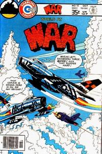 Cover Thumbnail for War (Charlton, 1975 series) #10