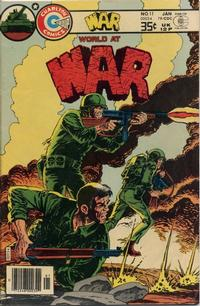 Cover Thumbnail for War (Charlton, 1975 series) #11