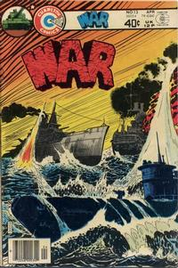 Cover Thumbnail for War (Charlton, 1975 series) #13