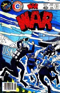 Cover Thumbnail for War (Charlton, 1975 series) #15