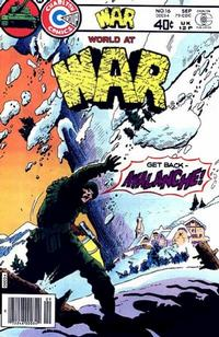 Cover Thumbnail for War (Charlton, 1975 series) #16