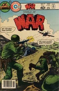 Cover Thumbnail for War (Charlton, 1975 series) #17
