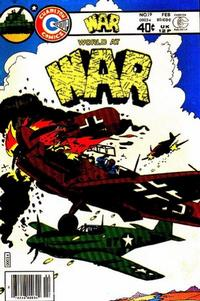 Cover Thumbnail for War (Charlton, 1975 series) #19