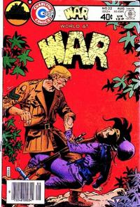 Cover Thumbnail for War (Charlton, 1975 series) #22