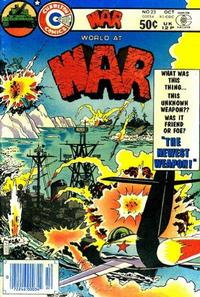 Cover Thumbnail for War (Charlton, 1975 series) #23