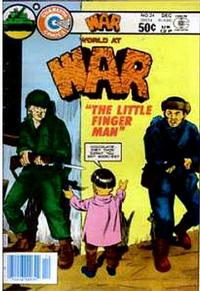 Cover Thumbnail for War (Charlton, 1975 series) #24