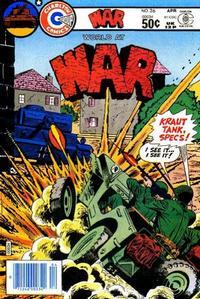 Cover Thumbnail for War (Charlton, 1975 series) #26