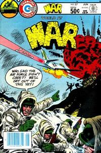 Cover Thumbnail for War (Charlton, 1975 series) #27