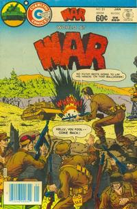 Cover Thumbnail for War (Charlton, 1975 series) #31