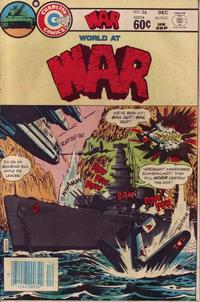 Cover Thumbnail for War (Charlton, 1975 series) #36
