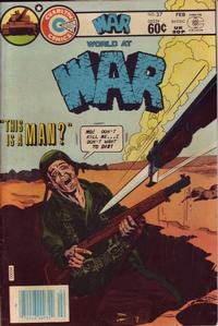 Cover Thumbnail for War (Charlton, 1975 series) #37