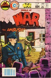 Cover Thumbnail for War (Charlton, 1975 series) #38