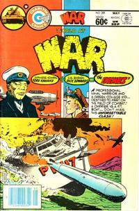 Cover Thumbnail for War (Charlton, 1975 series) #39