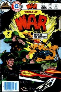 Cover Thumbnail for War (Charlton, 1975 series) #41