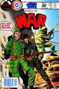 Cover Thumbnail for War (Charlton, 1975 series) #46