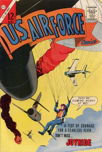 Cover Thumbnail for U.S. Air Force Comics (Charlton, 1958 series) #26