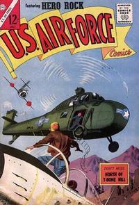 Cover Thumbnail for U.S. Air Force Comics (Charlton, 1958 series) #28