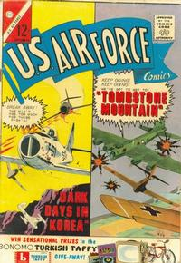 Cover Thumbnail for U.S. Air Force Comics (Charlton, 1958 series) #29