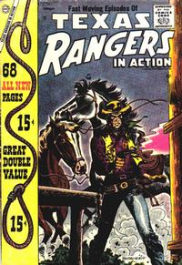 Cover Thumbnail for Texas Rangers in Action (Charlton, 1956 series) #11