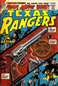 Cover Thumbnail for Texas Rangers in Action (Charlton, 1956 series) #16
