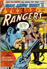 Cover Thumbnail for Texas Rangers in Action (Charlton, 1956 series) #17