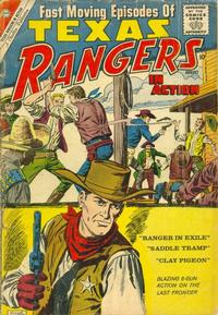 Cover Thumbnail for Texas Rangers in Action (Charlton, 1956 series) #23