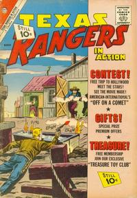 Cover Thumbnail for Texas Rangers in Action (Charlton, 1956 series) #32